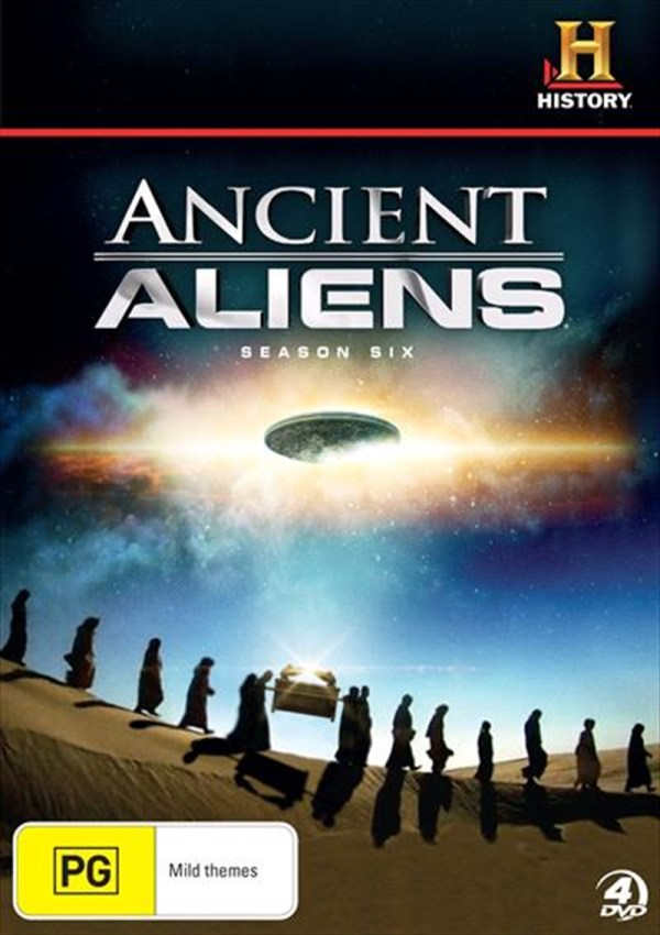 Ancient Aliens Tv Series - Year of Clean Water
