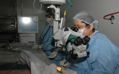 Cataract Surgeries and IOU Lens Implants