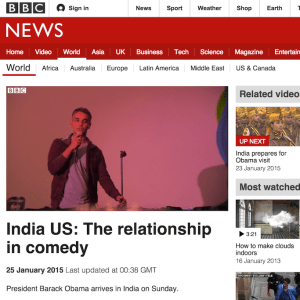 BBC Global Feature