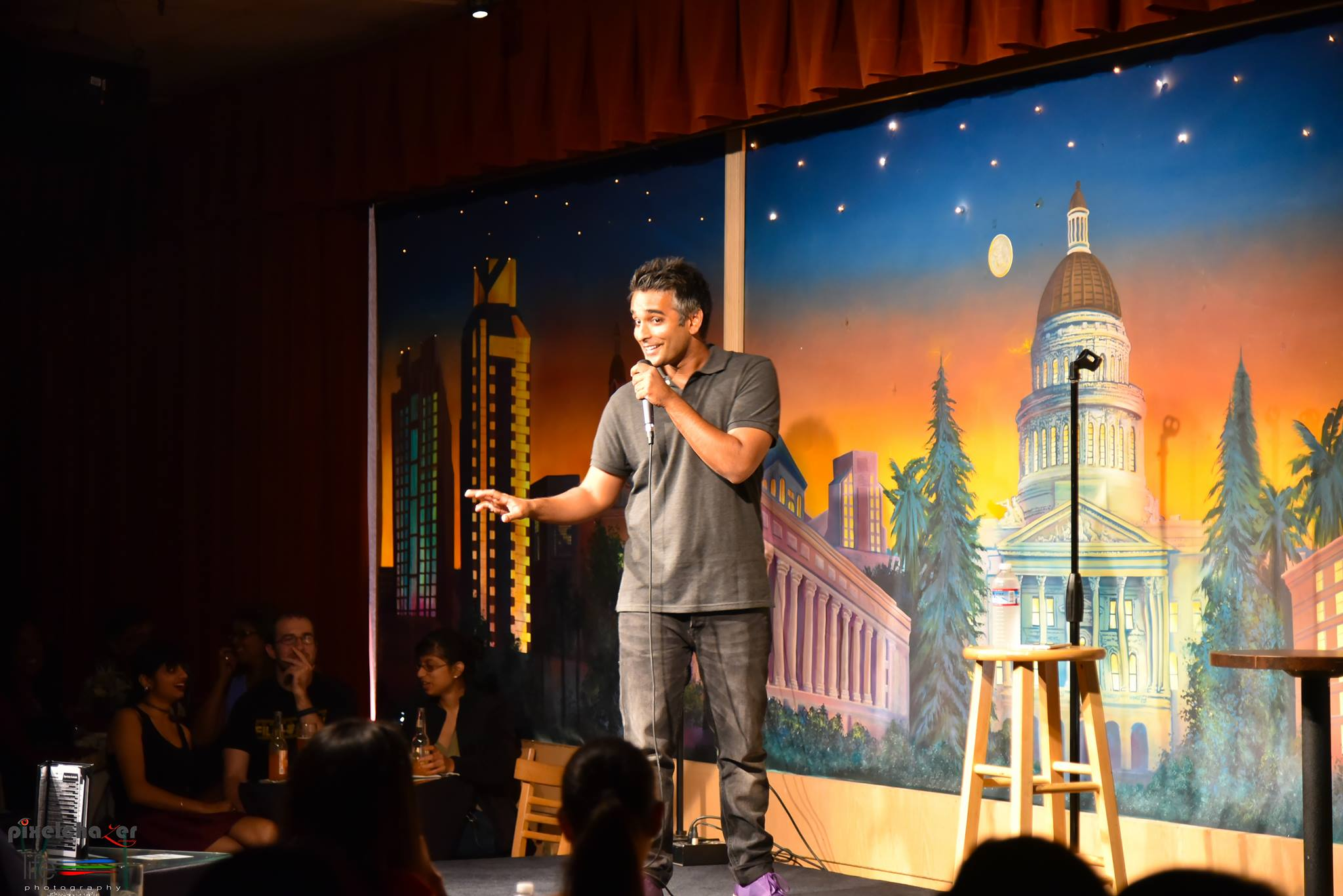 stand up comedy advice how do i get more stage time