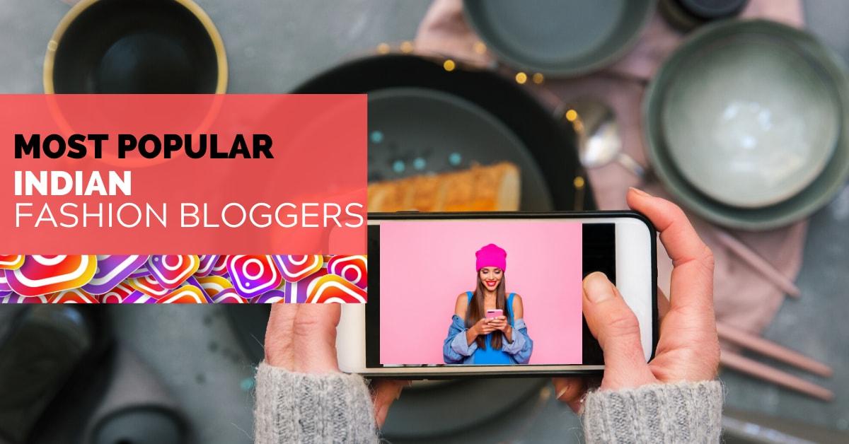 best fashion blogger india