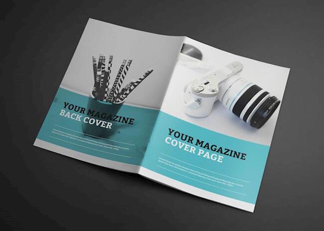 10 Free Magazine Mockup Templates Download 2018