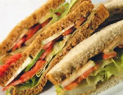 Healthy Sandwich khanakhazana