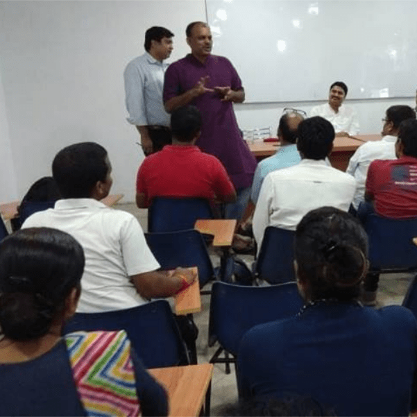 business investment talk by Sanjeev Srivastwa