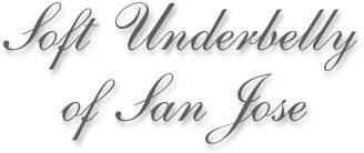 Soft Underbelly of San Jose