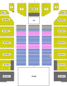 Event center arena seating chart also san jose rh sanjoseeventcenter