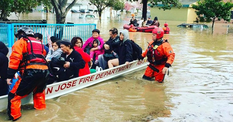 (Photo by Chris Smead, via Friends of San Jose Firefighters)