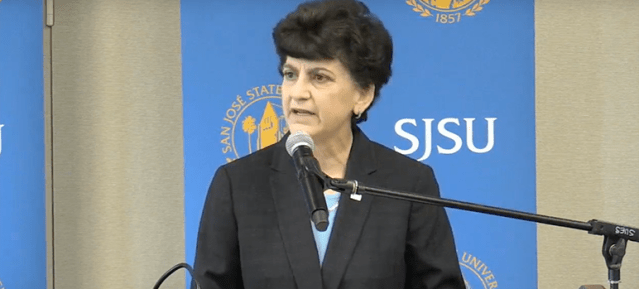 SJSU Announces Initiatives to Help Homeless Students