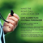 SJAA Football Fundraiser 2018