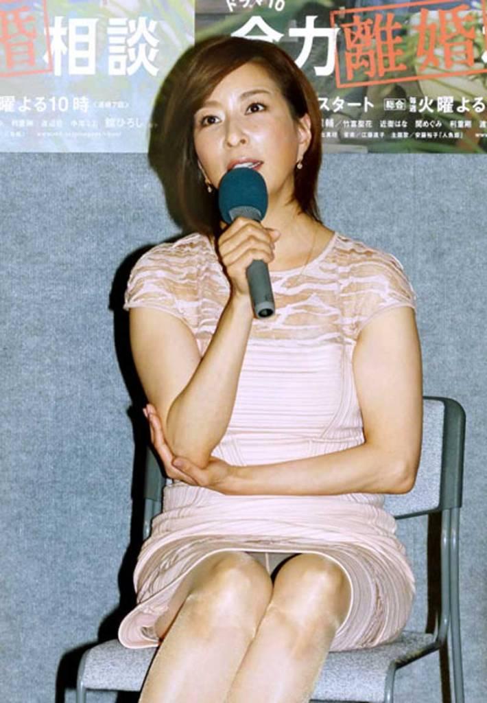 女優パンチラ4