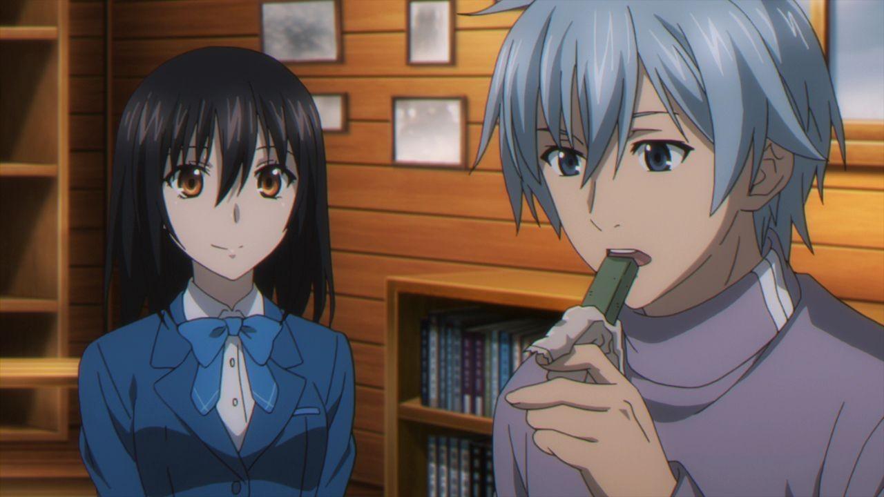 ストライク・ザ・ブラッド II OVA Vol (40)