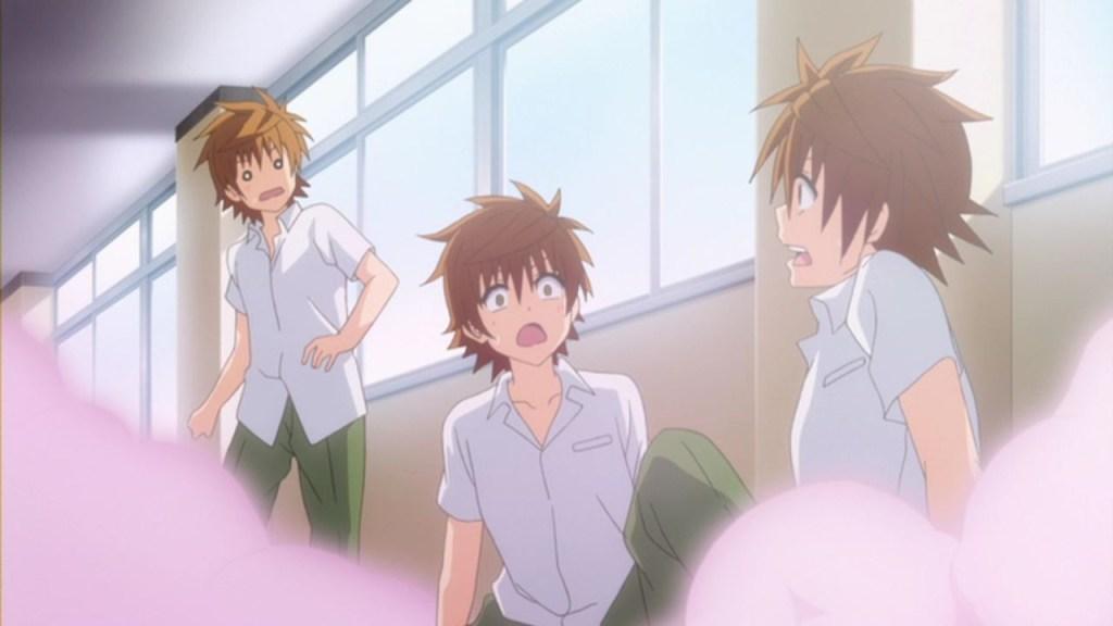 To LOVEる OVA番外編 キャプチャー画像 (29)