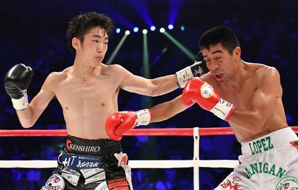 【ボクシング】拳四朗,日本のプロボクサー。 第35代opbf東洋太平洋ライトフライ級王者。 その為,拳,判定で新王者 WBCライトフライ級 - 産経 ...