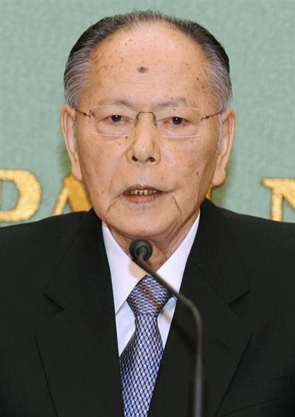 市川雄一・元公明黨書記長が死去 小沢一郎氏とのパイプで細川 ...