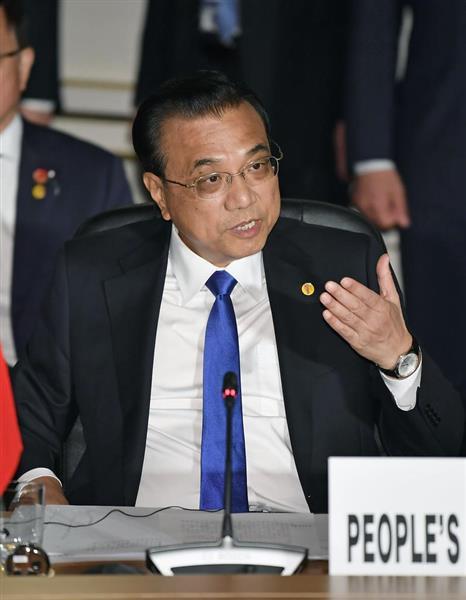 【日中韓首脳會談】中國・李克強首相、米朝會談成功に期待、日朝対話を支持 - 産経ニュース