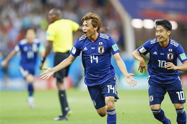 【サッカー日本代表】乾貴士、狙い澄ましたシュートで追加點 - 産経ニュース