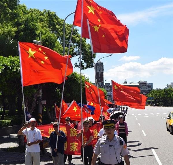 臺灣,中國國旗禁止の住民投票実施認めず - 産経ニュース