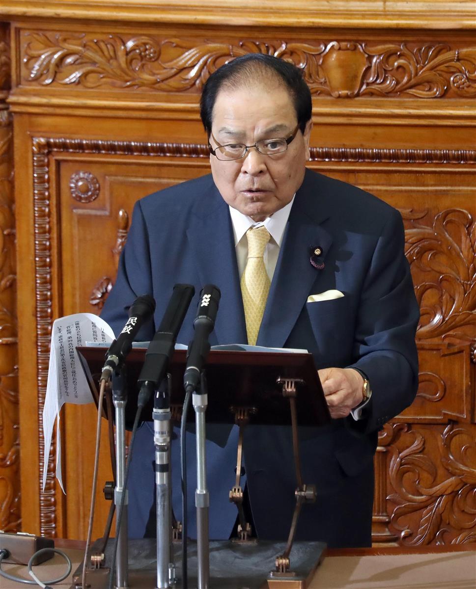 菅首相は「地味といえば地味だが実務型」 維新・片山共同代表 ...