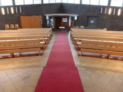 Kirchenraum von St. Marien in Reinfeld