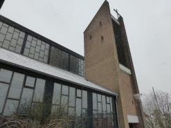 St Vicelin im Winter