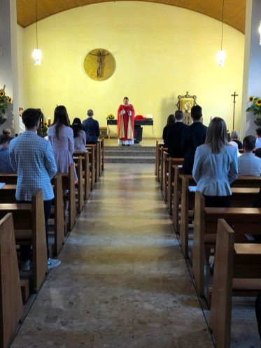 Firmung St. Michael 2020