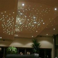 Fiber Optic Star Ceiling Kit - 5W - Twinkle | Fiber Optic ...