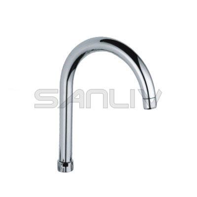 kitchen faucet spout storage containers sanliv faucets shower mixer taps and bathroom s22