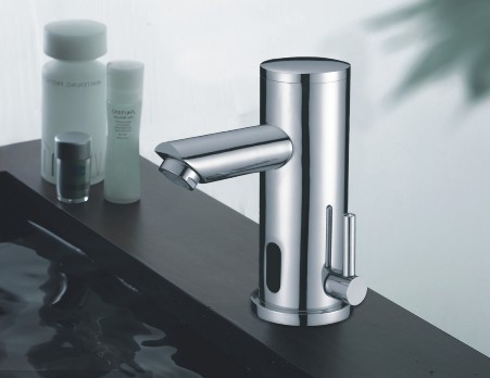 Electronic Hands Free Sensor Faucets  Sanliv Kitchen Faucets Shower Mixer Taps and Bathroom