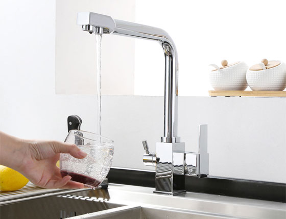 kitchen water faucet appliance covers triflow mixer with filtered 27303 3 way filter