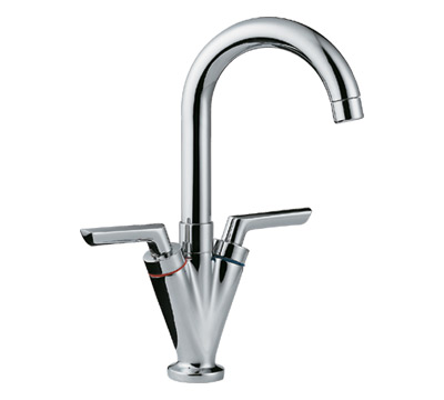 two handle kitchen faucet 4 person table double 28230 single hole