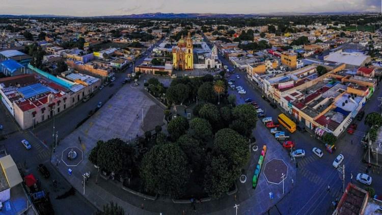 Declarar Centro Histórico en el municipio de Soledad, parte de plan de ordenamiento