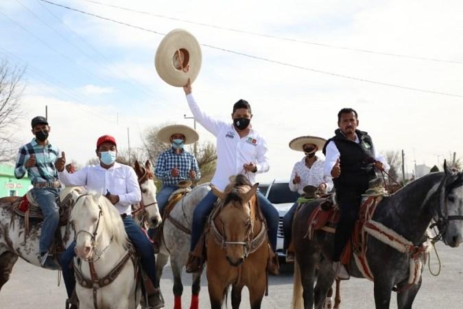 En tres semanas de campaña, Ricardo Gallardo ha llegado a miles de potosinos con sus propuestas