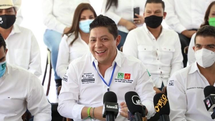 Empresarios y emprendedores del Altiplano, reconocen liderazgo de Ricardo Gallardo