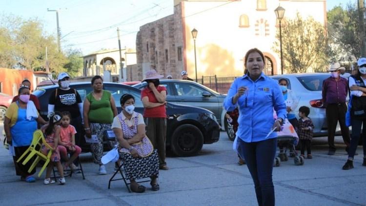 El ingreso universal tiene que ser una realidad: Karina Benavides
