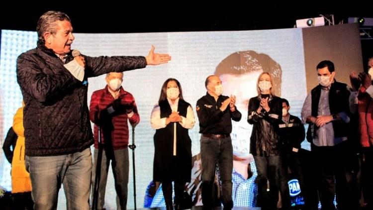En San Luis no gobernará la incongruencia, ni los que cambian de camiseta: Octavio Pedroza