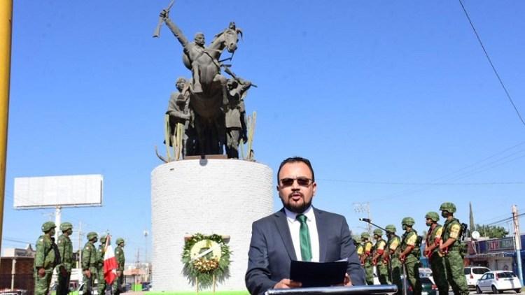 Ayuntamiento de Soledad conmemora centésimo segundo aniversario luctuoso de Emiliano Zapata