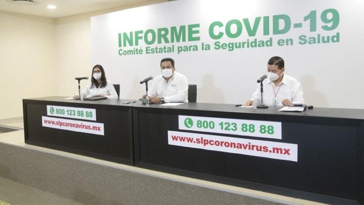 Supera SLP 300 personas hospitalizadas por COVID-19, camas generales la principal demanda: SS
