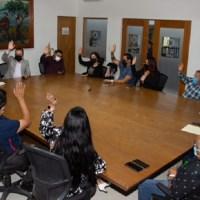 Integrantes del Cabildo de Soledad aprueban nuevos cambios