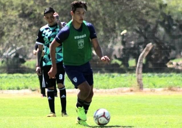 El jugador potosino Gabriel Antonio Medina, ha sido convocado a la Selección Mexicana de Futbol Sub 17