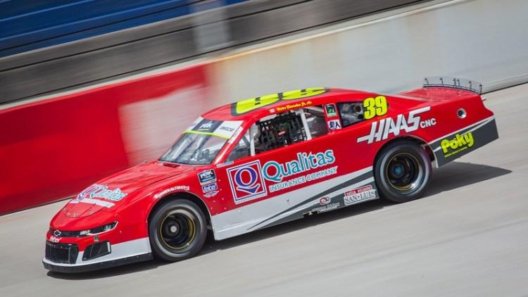 Víctor Barrales Jr., por la 6a fecha de NASCAR Challenge con Querétaro en la mira