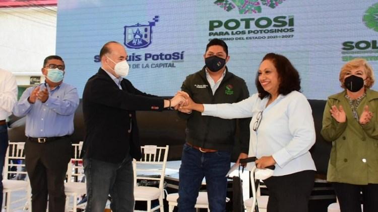 Leonor Noyola inicia rehabilitación metropolitana