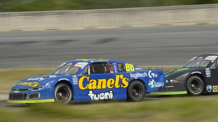 Rubén García Jr. buscará en fecha 8 NASCAR Aguascalientes una nueva victoria