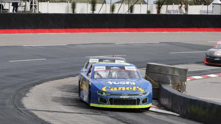 Se presentó la novena fecha de NASCAR Peak y se anunció que no se correrá en CDMX