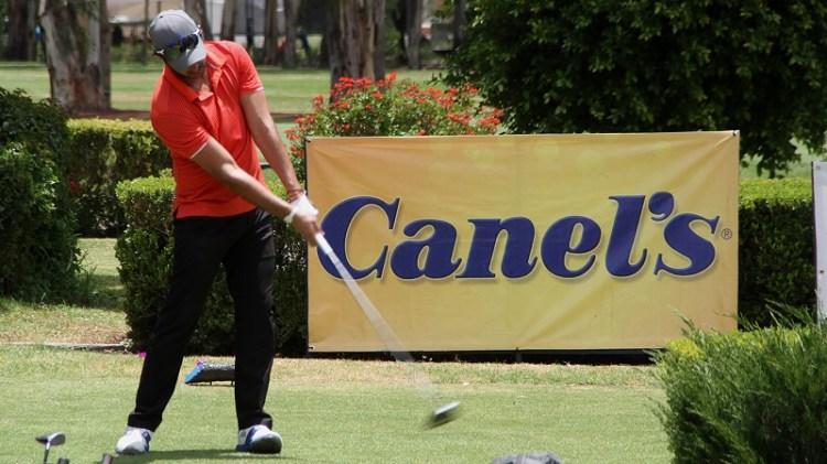 Francisco Rojas Campeón del Torneo Canel´s de Golf edición 54 en el Club Campestre San Luis