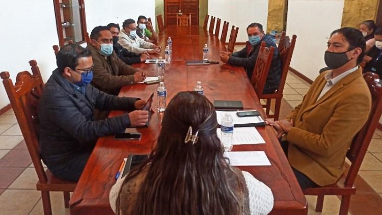 Queda Instalada la Junta de Gobierno del Organismo Operador del Agua de Villa de Reyes