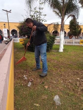Anuncia Servicios Municipales de Villa de Reyes Plan Integral de Imagen Urbana