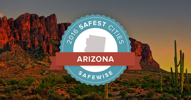 2016 Safest Cities Logo