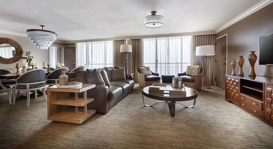 Hotel Suites  The San Luis Resort
