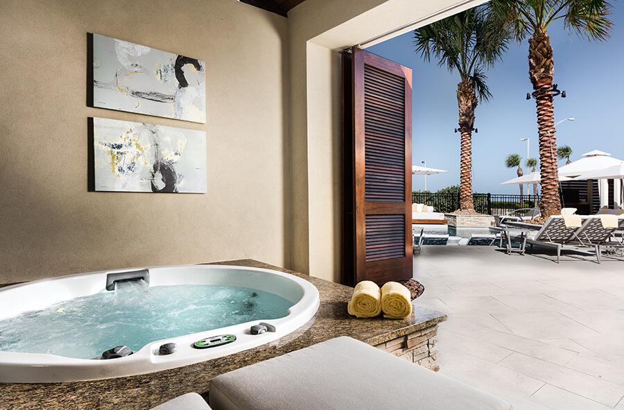 The Villas  The San Luis Resort