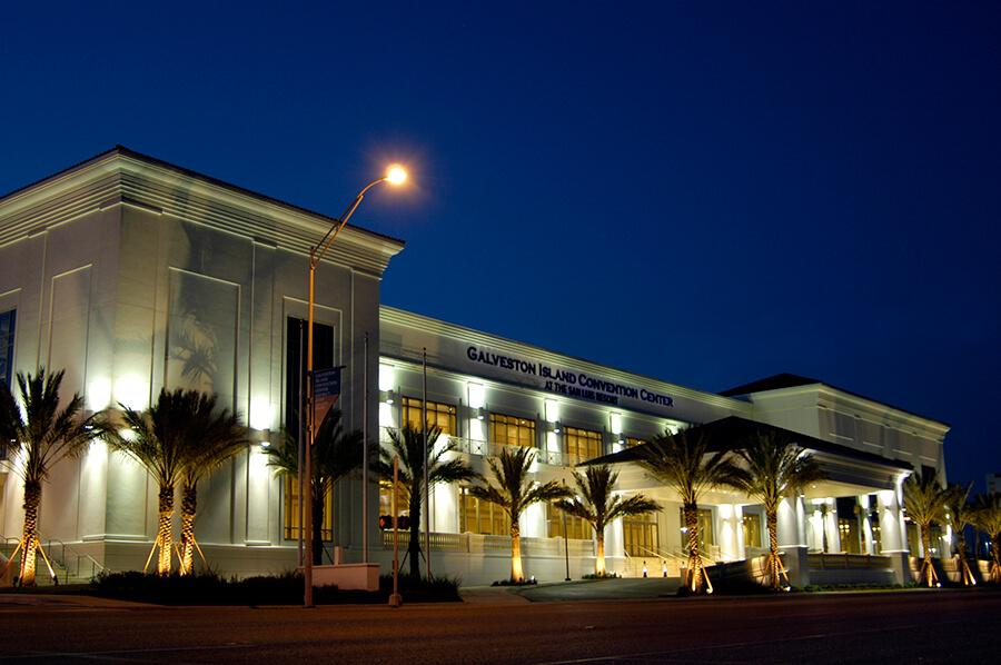 Galveston Island Convention Center  The San Luis Resort